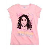 Dievčenské tričko Disney Violetta ružové